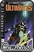 ULTIMATE COMICS : ULTIMATES (2011) #25