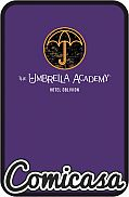 UMBRELLA ACADEMY : LIBRARY EDITION (2019) HARD COVER #3 Hotel Oblivion