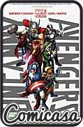 UNCANNY AVENGERS (2012) HARD COVER #1 Red Shadow (Reprints Issues 1-5)