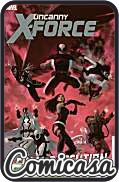 UNCANNY X-FORCE (2010) HARD COVER #7 Final Execution Book 2 (Reprints Issues 30-35)