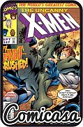 UNCANNY X-MEN (1963) #347 Hard to Find, [Very Fine+ (8.5)]