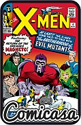 UNCANNY X-MEN (1963) #4 Facsimile Edition