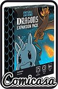 UNSTABLE UNICORNS - EXPANSION : DRAGONS Build a Unicorn Army. Betray your friends. Unicorns are your friends now.