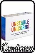 UNSTABLE UNICORNS Build a Unicorn Army. Betray your friends. Unicorns are your friends now.