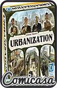 URBANIZATION Ontwikkel van dorp naar industriele stad [2-4 spelers]
