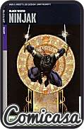 VALIANT MASTERS : NINJAK (2013) HARD COVER #1 Black Water Runs Red (Reprints Ninjak Issues 0-6 & 00 from the 1994 Series)