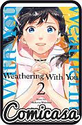 WEATHERING WITH YOU (2020) DIGEST-SIZED TRADE PAPERBACK #2