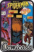 WEB OF SPIDER-MAN (1984) #120 Flip Book, [Very Fine (8.0)]