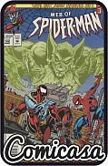 WEB OF SPIDER-MAN (1984) #122 Smoke and Mirrors Part 1 (Of 3), [Very Fine+ (8.5)]