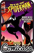 WEB OF SPIDER-MAN (1984) #128 Exiled Part 1 (Of 4), [Very Fine (8.0)]