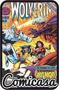 WOLVERINE (1988) #104 Onslaught!!, [VF/NM (9.0)]