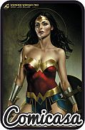 WONDER WOMAN (2016) #760 Card Stock Variant Cover