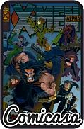 X-MEN : ALPHA (1994) ONE-SHOT #1 Chromium Cover. Start of the Age of Apocalypse, [Very Fine (8.0)]