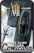 XIII : CINEBOOK EDITION (2013) GRAPHIC NOVEL #11 Three Silver Watches