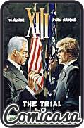 XIII : CINEBOOK EDITION (2013) GRAPHIC NOVEL #12 Trial