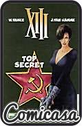 XIII : CINEBOOK EDITION (2013) GRAPHIC NOVEL #13 Top Secret