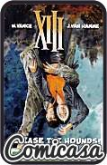 XIII : CINEBOOK EDITION (2013) GRAPHIC NOVEL #14 Release the Hounds