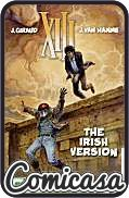 XIII : CINEBOOK EDITION (2013) GRAPHIC NOVEL #17 Irish Version