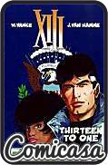 XIII : CINEBOOK EDITION (2013) GRAPHIC NOVEL #8 Thirteen to One
