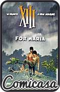 XIII : CINEBOOK EDITION (2013) GRAPHIC NOVEL #9 For Maria