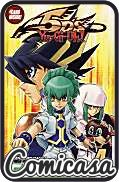 YU-GI-OH 5D'S (2011) DIGEST-SIZED TRADE PAPERBACK #4