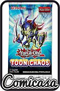 YU-GI-OH! CARD GAME - TOON CHAOS Booster Pack [Contains 7 Cards]