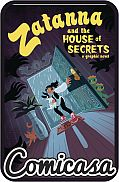 ZATANNA AND THE HOUSE OF SECRETS (2020) GRAPHIC NOVEL